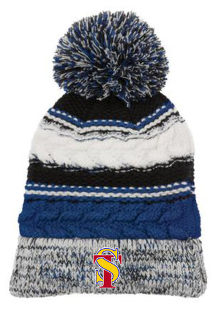 Seymour Tradition Pom Pom Beanie