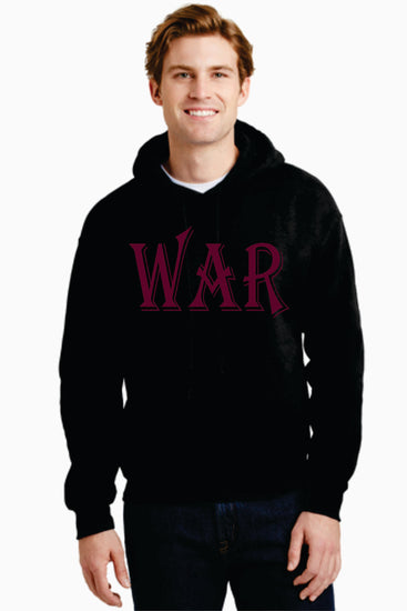 NHS Swim team WAR Hoodie