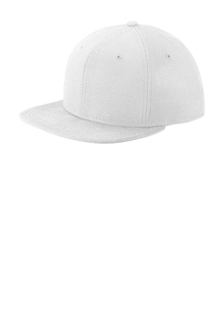 New Era® Original Fit Diamond Era Flat Bill Snapback Cap