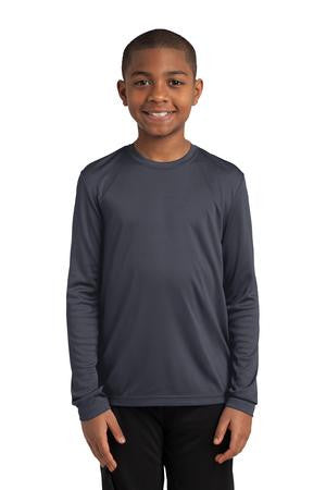 Naugatuck Travel Baseball Youth Longsleeve Wicking T-shirt