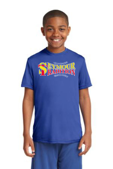 Seymour TraditionYouth Wicking T-shirt