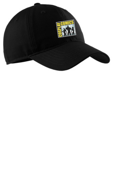 Cosplay Comics Unconstructed Baseball Cap