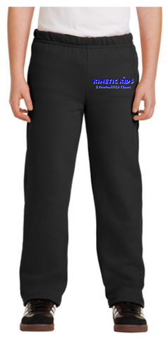 Kinetic Kids Adult Open Bottom Sweatpant