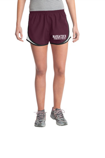 Naugatuck Track Ladies Shorts