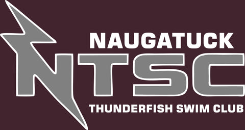 Naugatuck Thunderfish Ladies wicking t-shirt
