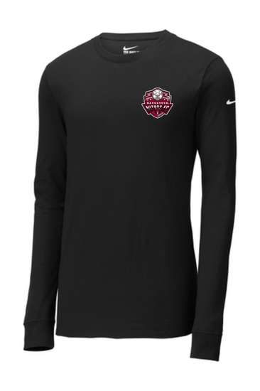 NITROS NIKE COTTON LONG SLEEVE T-SHIRT