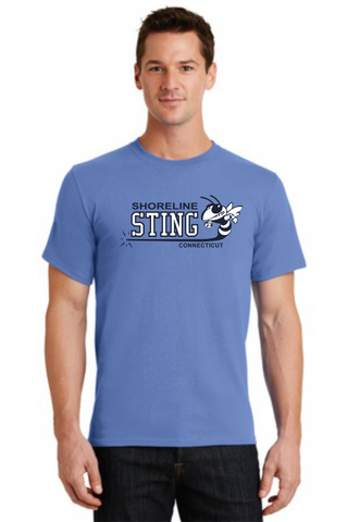 Shoreline Sting Cotton T-shirts