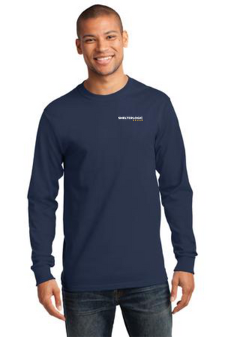 ShelterLogic Group Longsleeve Cotton Unisex T-shirt