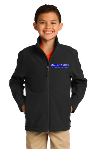 Kinetic Kids Youth Soft Shell Jacket