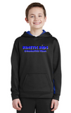 Kinetic Kids Sports Wick Youth and Adult hooded sweatshirt