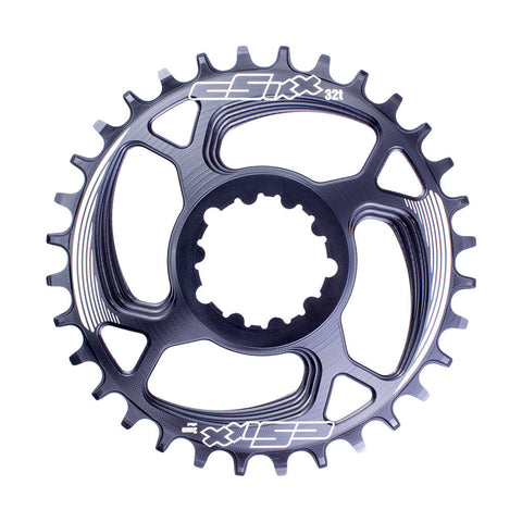CSIXX TT Chainring - Direct-mount - SRAM 3mm Offset