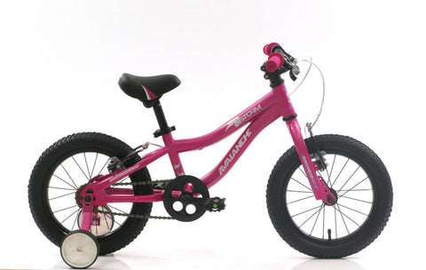 Avalanche Storm Bike 14 Girls Bike