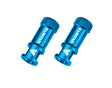 Granite Design Juicy Nipple Valve Cap Pair