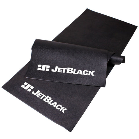 Jet Black Trainer Mat