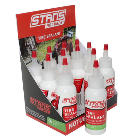 Stans NoTube Tire Sealant - 2 oz, 12 pack