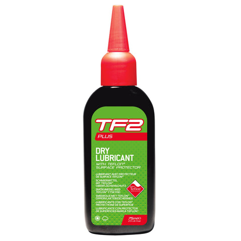 Weldtite TF2 Plus Dry Lubricant with Teflon 75ml 1pc