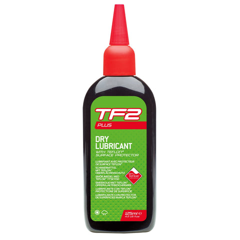 Weldtite TF2 Plus Dry Lubricant with Teflon 125ml 1pc