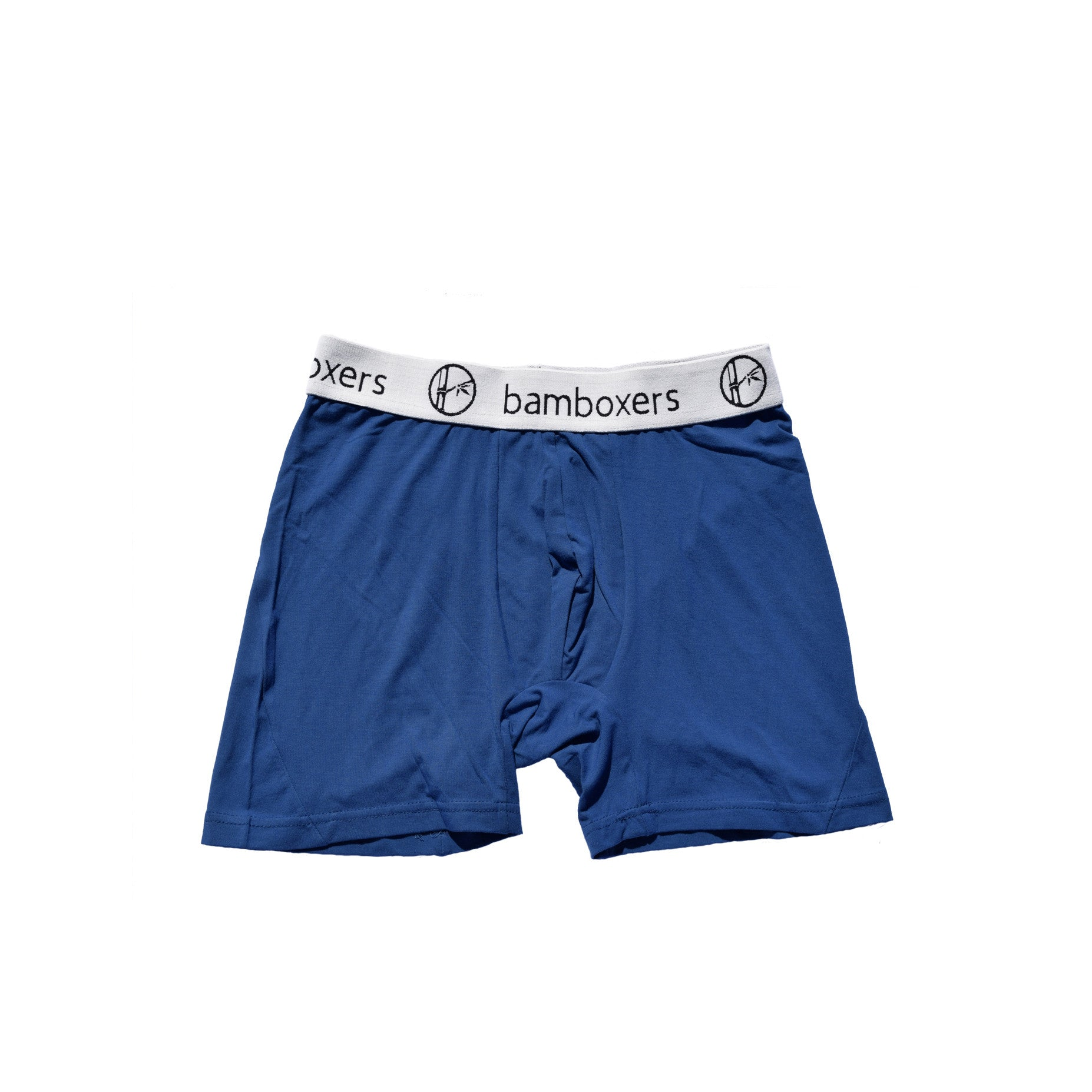 Bamboxers - Seattle Blue - bamboo boxer briefs