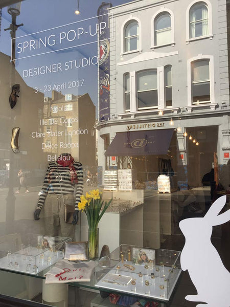 Pop-up Store in Notting Hill