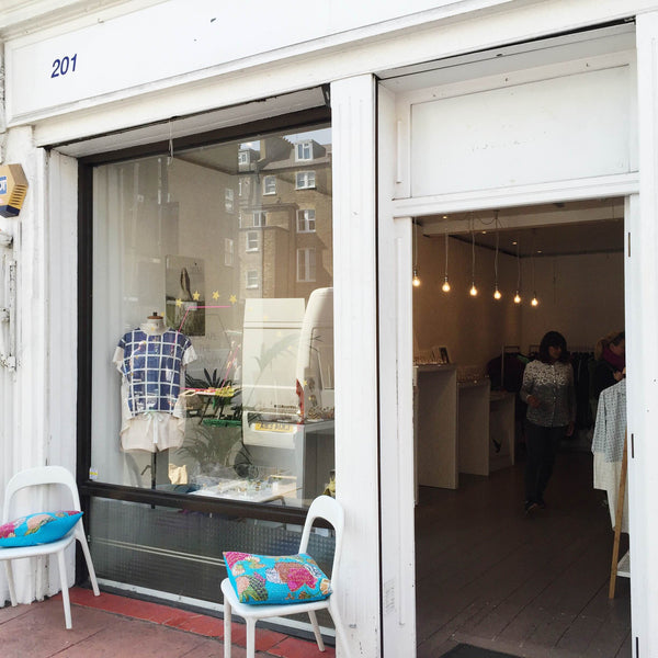 Notting Hill Pop-Up Store