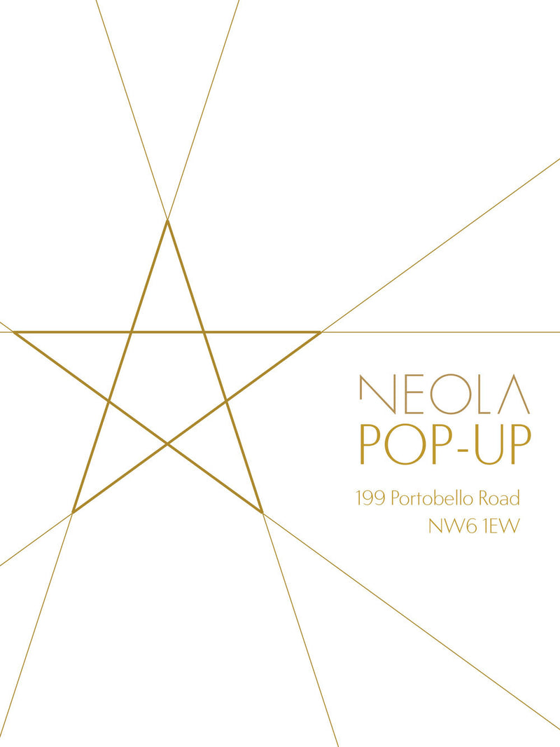 Neola Fine British Fashion Jewellery Fashion Show | Notting Hill Pop Up Store