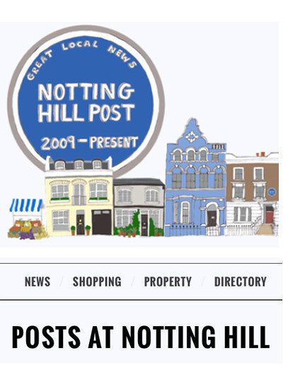 Notting Hill Post - Ethical Pop-Up