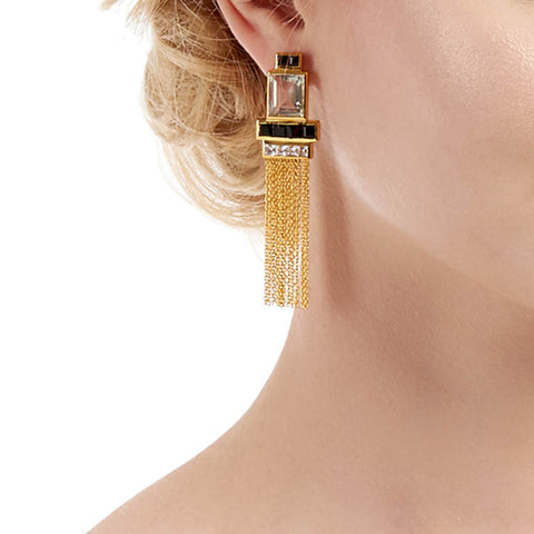 Charleston Gold Earrings