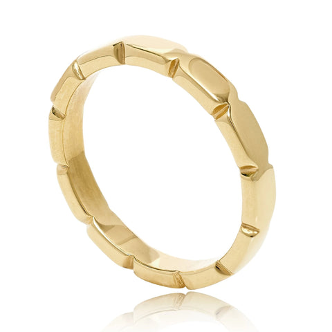 POLO GOLD RING