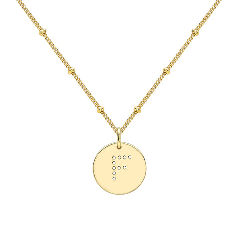 ALPHABET S NECKLACE