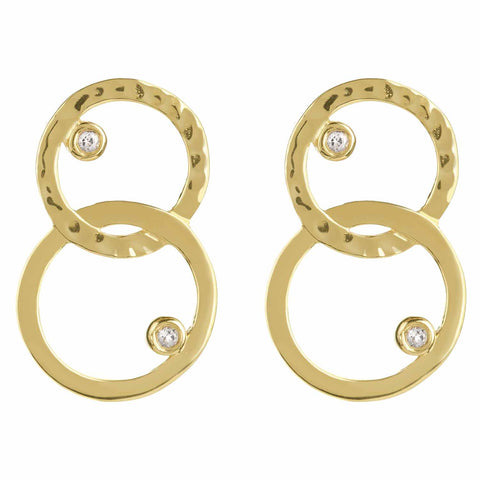 Unity Hoop Earrings