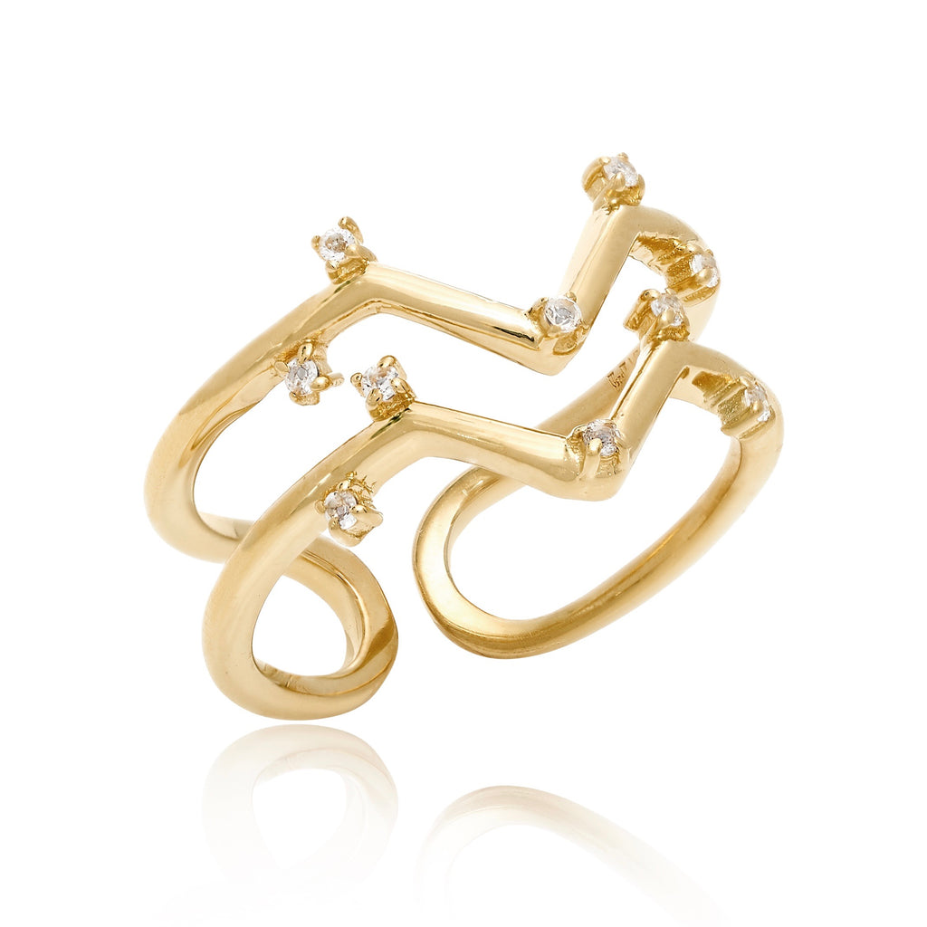 AMELIE GOLD RING