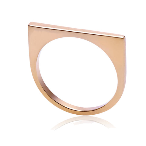 Equilibrium Stacking Ring