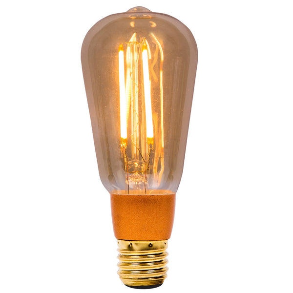 Bell Vintage LED Squirrel Bulb - Dimmable - ES