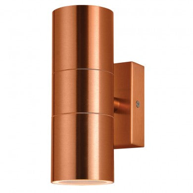 Forum Copper Up/Down Outdoor Wall Light- 35W - P44