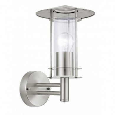 Houston 60W Outdoor Wall Light - Stainless Steel