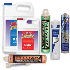 Adhesives, Epoxy & Composite Supplies Collection