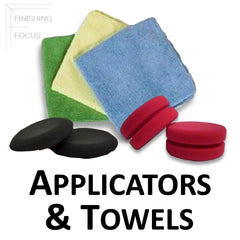 Applicators and Towels Icon