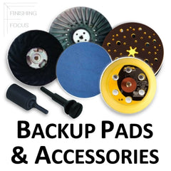 Sanding Backup Pads and Accessories