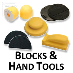 Blocks and Hand Tools