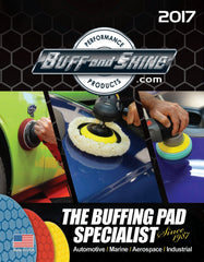Buff and Shine Catalog Cover Image