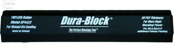 Dura-Block AF4424, 24 Inch Hook & Loop Block