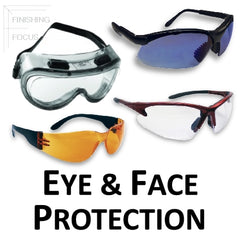 Eye and Face Protection Collection
