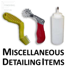 Miscellaneous Detailing Items