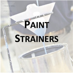 Paint Supplies - Paint Strainers