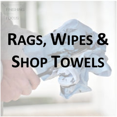 Paint Supplies - Rags, Wipes and Towels