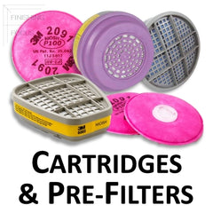 Respirator Cartridges and Pre-filters
