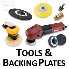 Detailing Tools and Backing Plates Icon