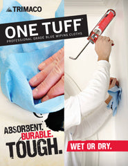 Trimaco One Tuff DuPont Sontara Wipers