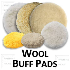Wool Buff Pads Icon