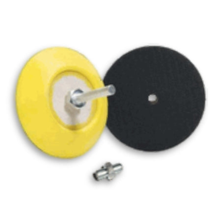 "Buff and Shine 3"" Flex Edge Backing Plate plus Adapter Kit, 300Y"